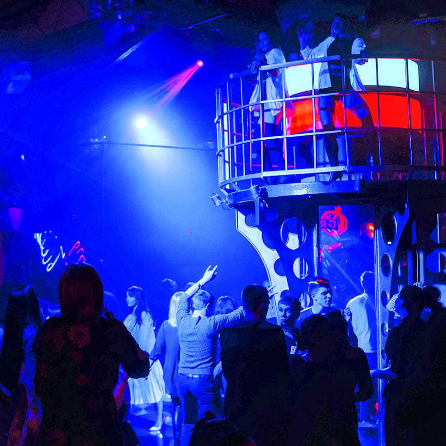 славянск ночной клуб