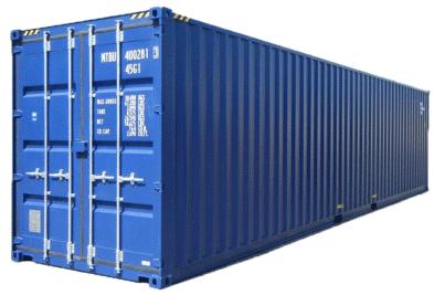 Арендовать контейнер 40 футов в Москве.