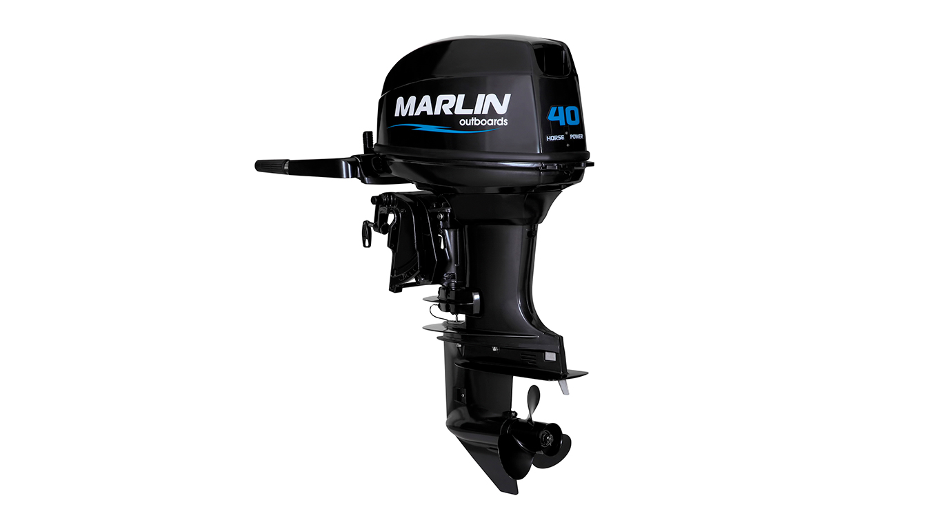 Marlin MP 40 AWHS 40 л.с.