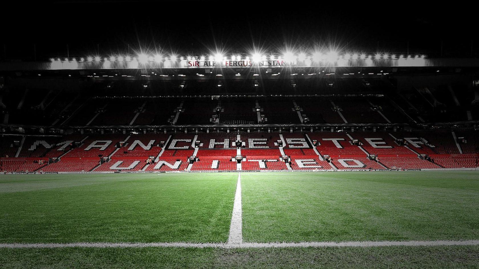 Манчестер юнайтед первый стадион
