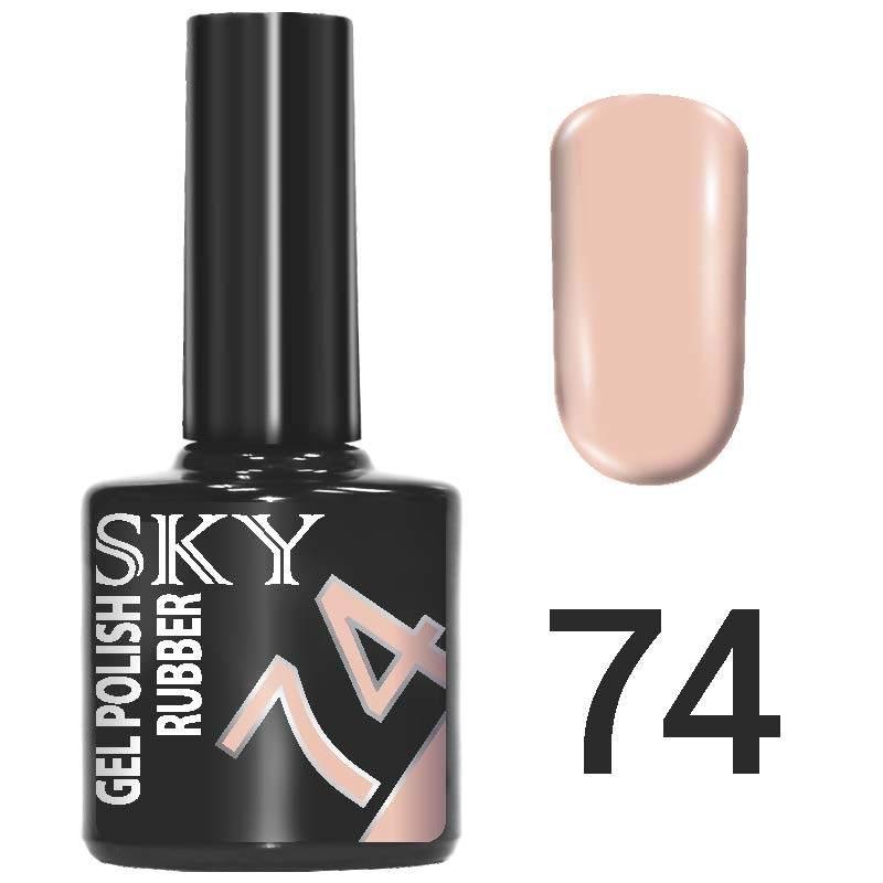 Sky gel №74