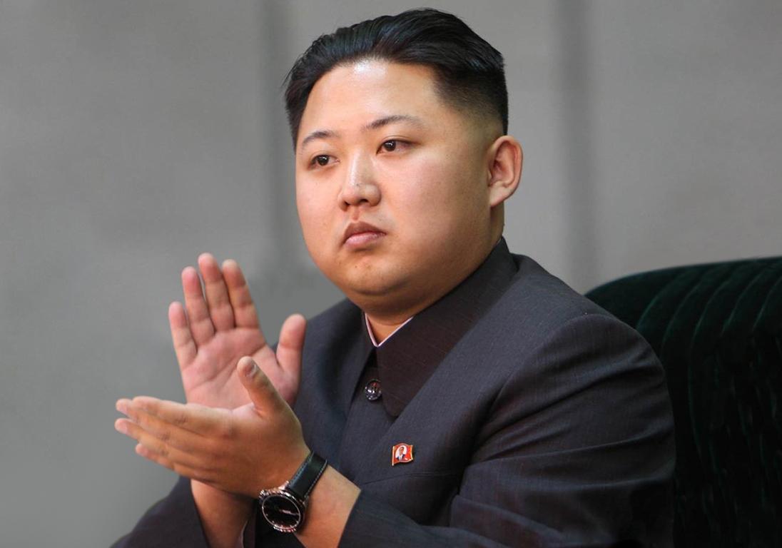 Часы Ким Чен Ын