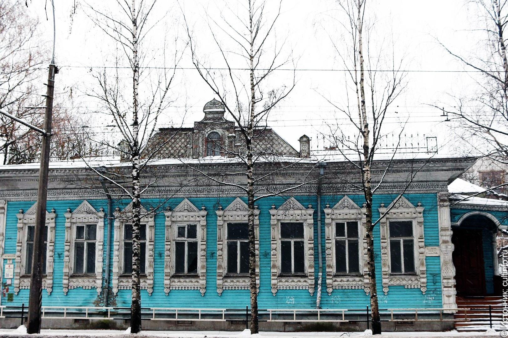 Дом купцов Бурловых