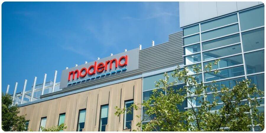 Moderna Inc стала публичной