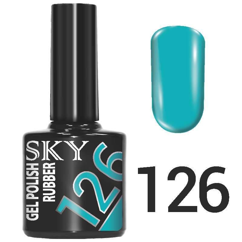 Sky gel №126