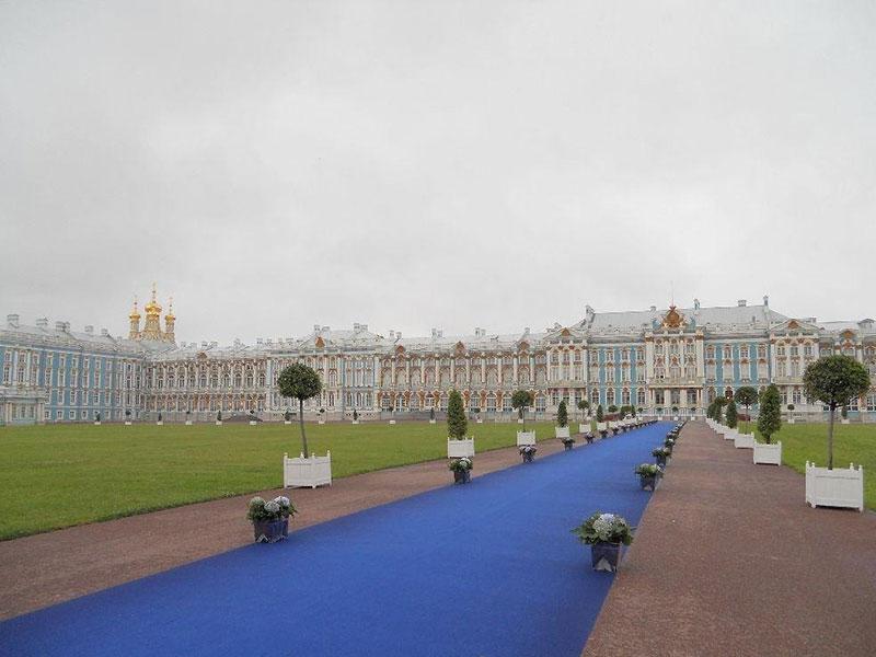 Выставочные напольные покрытия ФлорТ-Экспо Технолайн