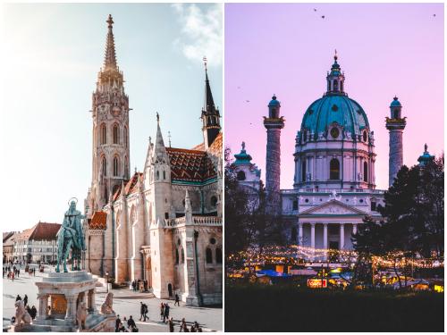 Будапешт и Вена в сентябре