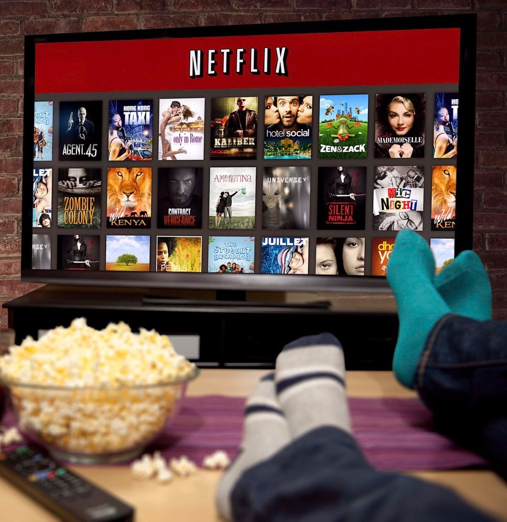 TV shows and movies are helps to boost your english