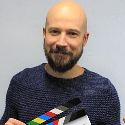 ЮРИЙ КОВАЛЕВ лектор Украинской Киношколы Ukrainian Film School