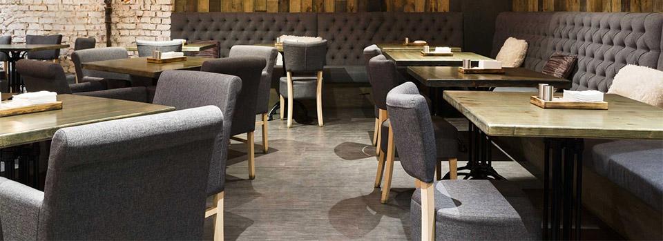 Мебель в ресторане