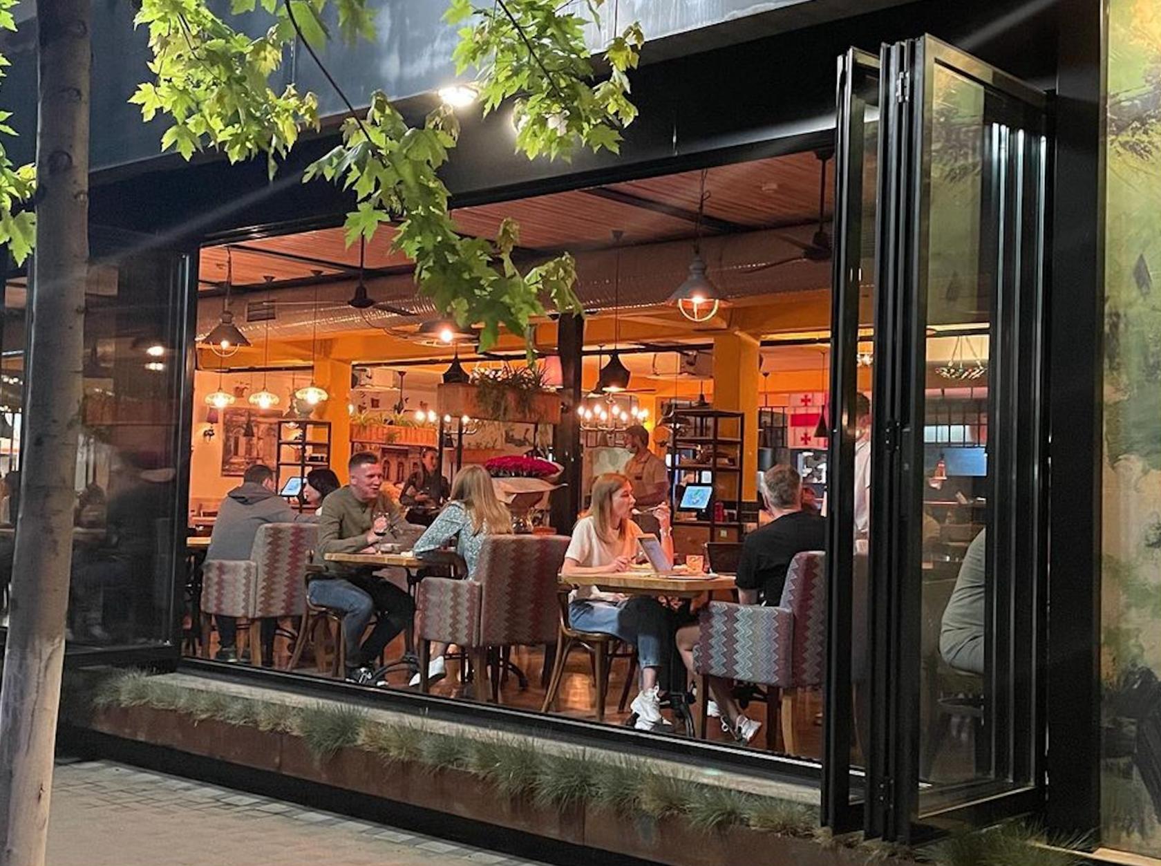 Ресторан Мацони, Анапа