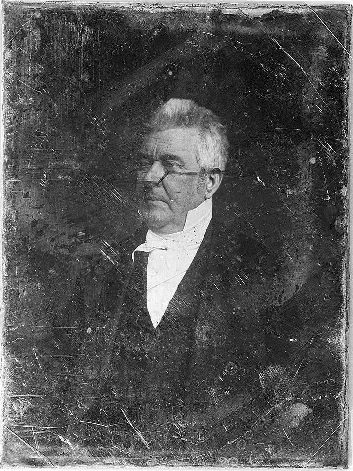 Джон Клейтон, 18-й Государственный секретарь США.