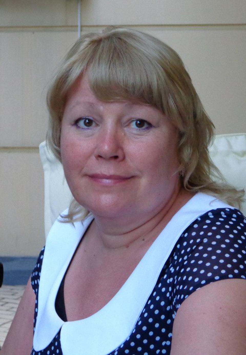 Ирина Медянцева, 50 лет