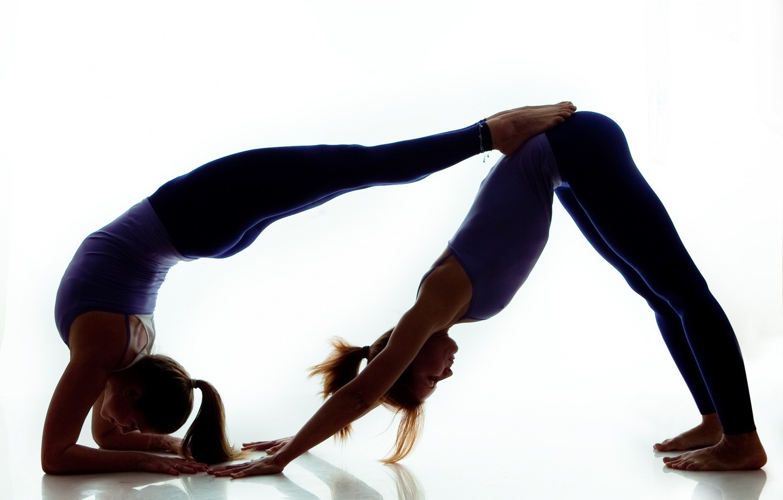 Вечерние тренировки йога 23