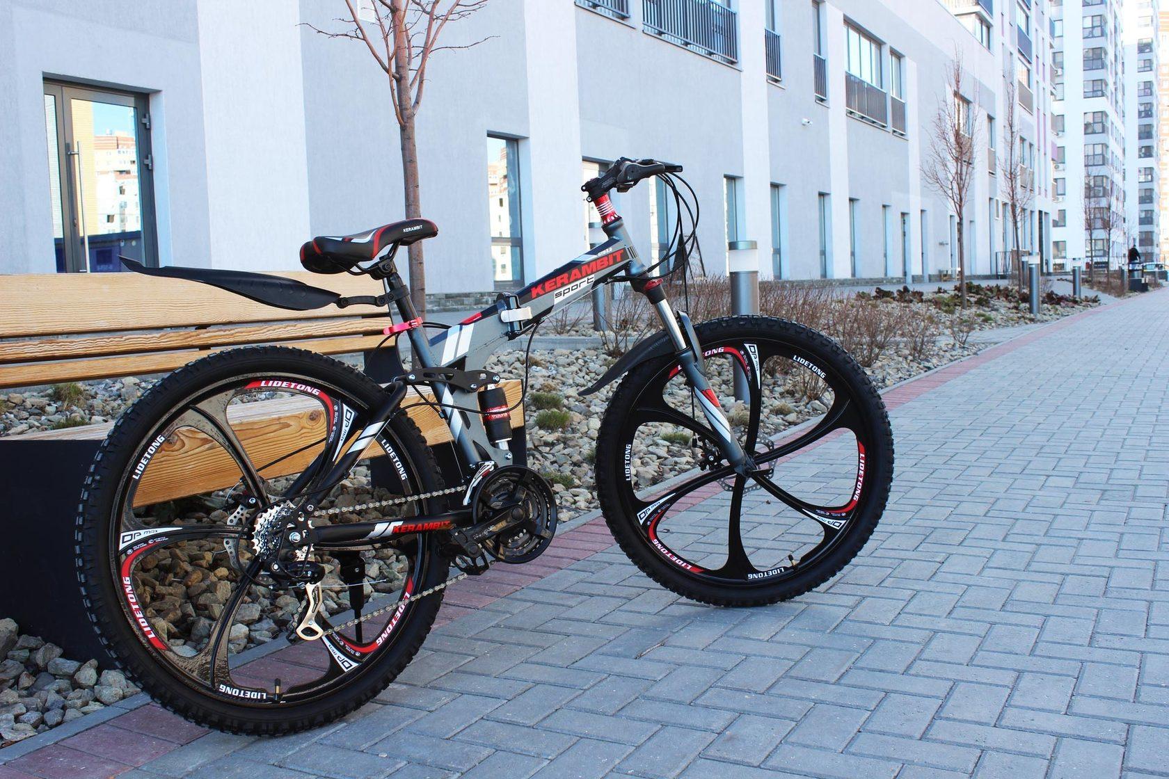 Велосипед купить в тюмени