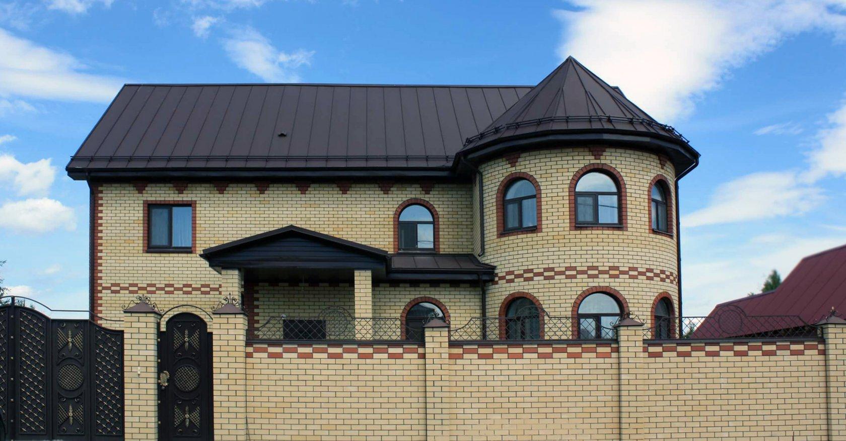 Дом под ключ, строительство домов