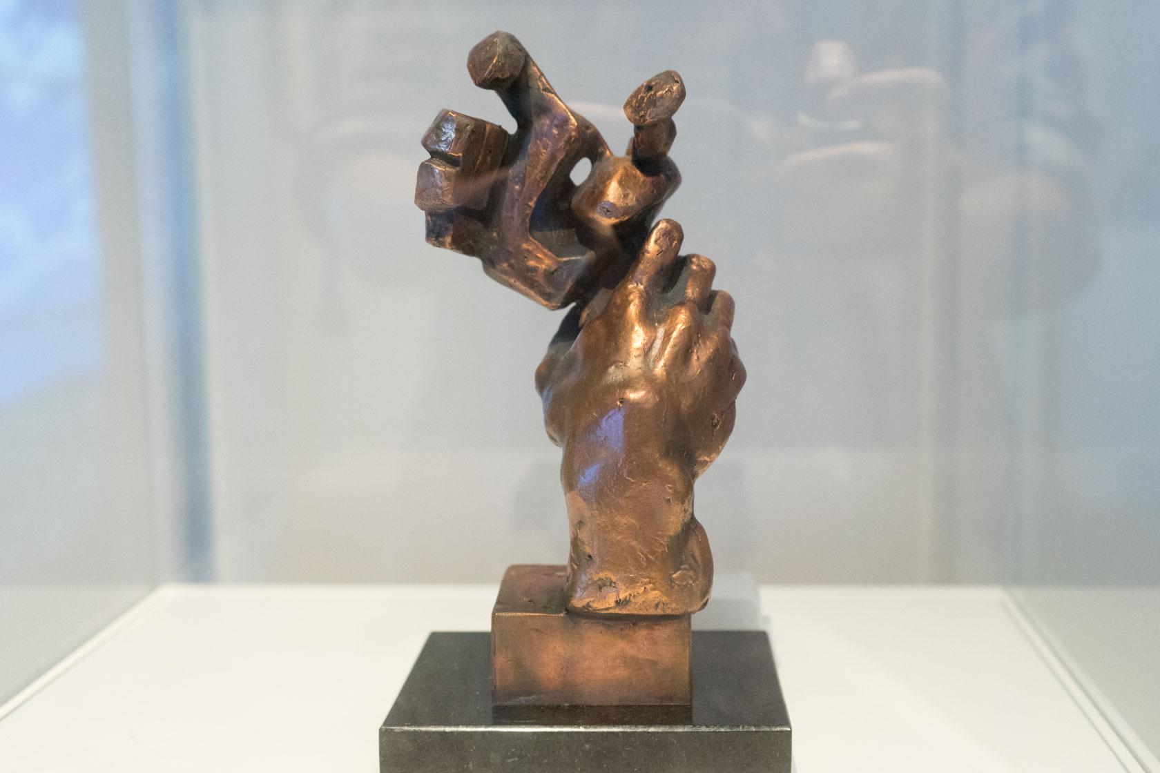 настоящее время эрнст неизвестный скульптуры фото трудность