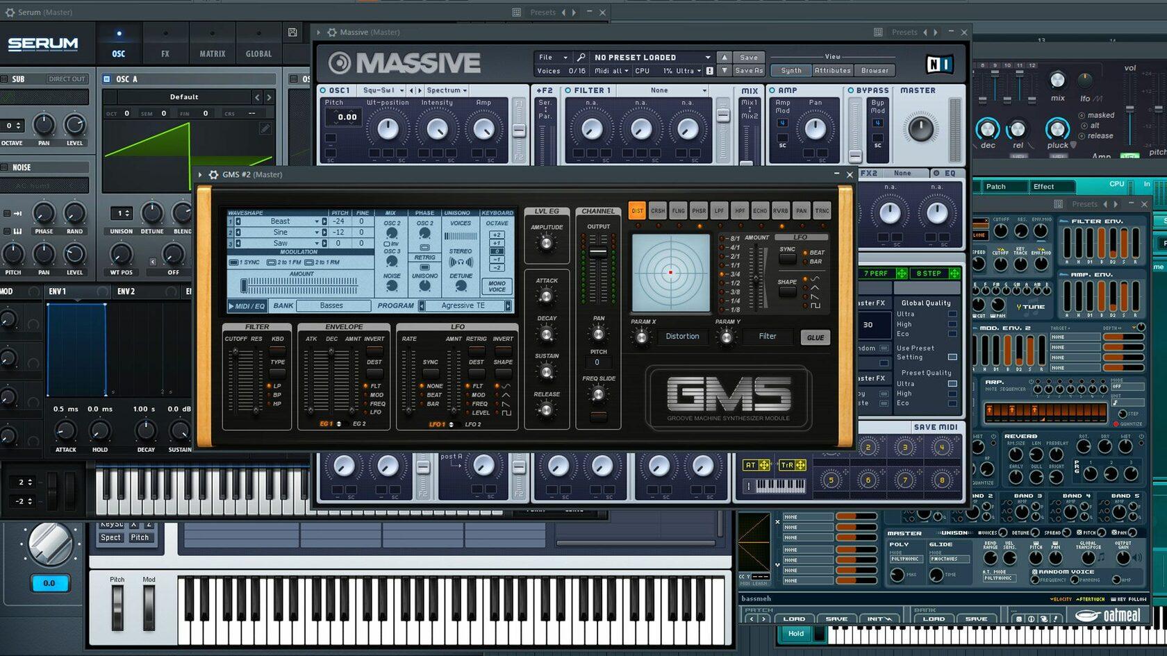 Курс sound design
