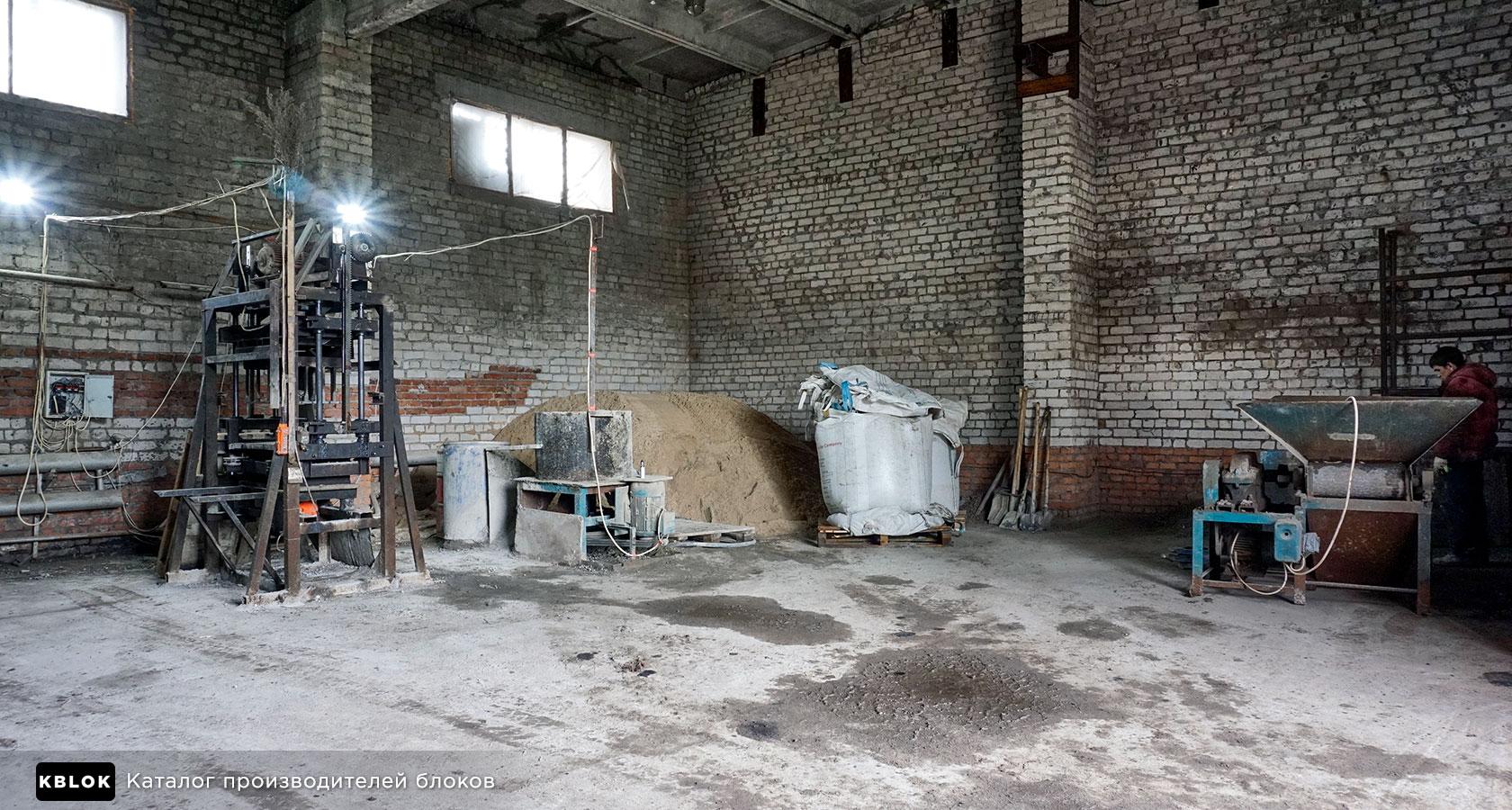 производство керамзитобетонных блоков в Новочебоксарске