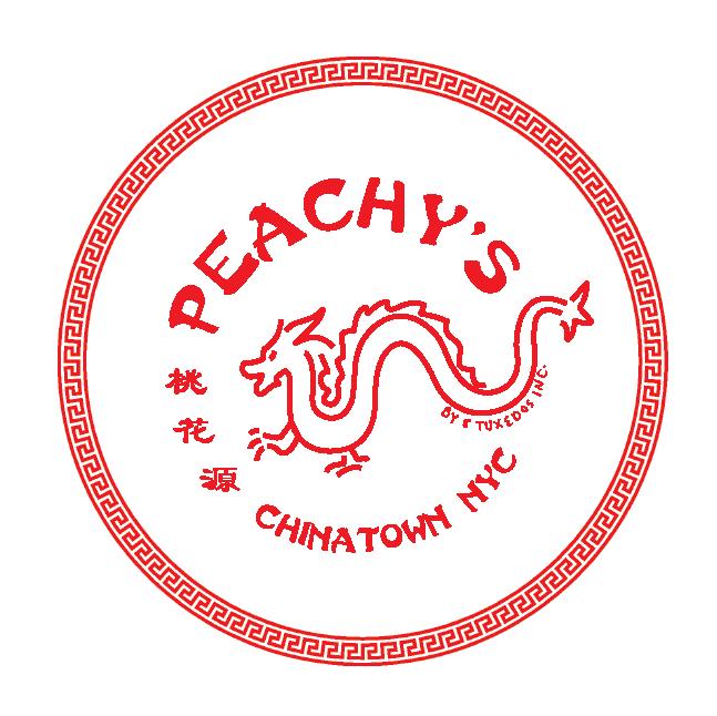 Peachy's Logo