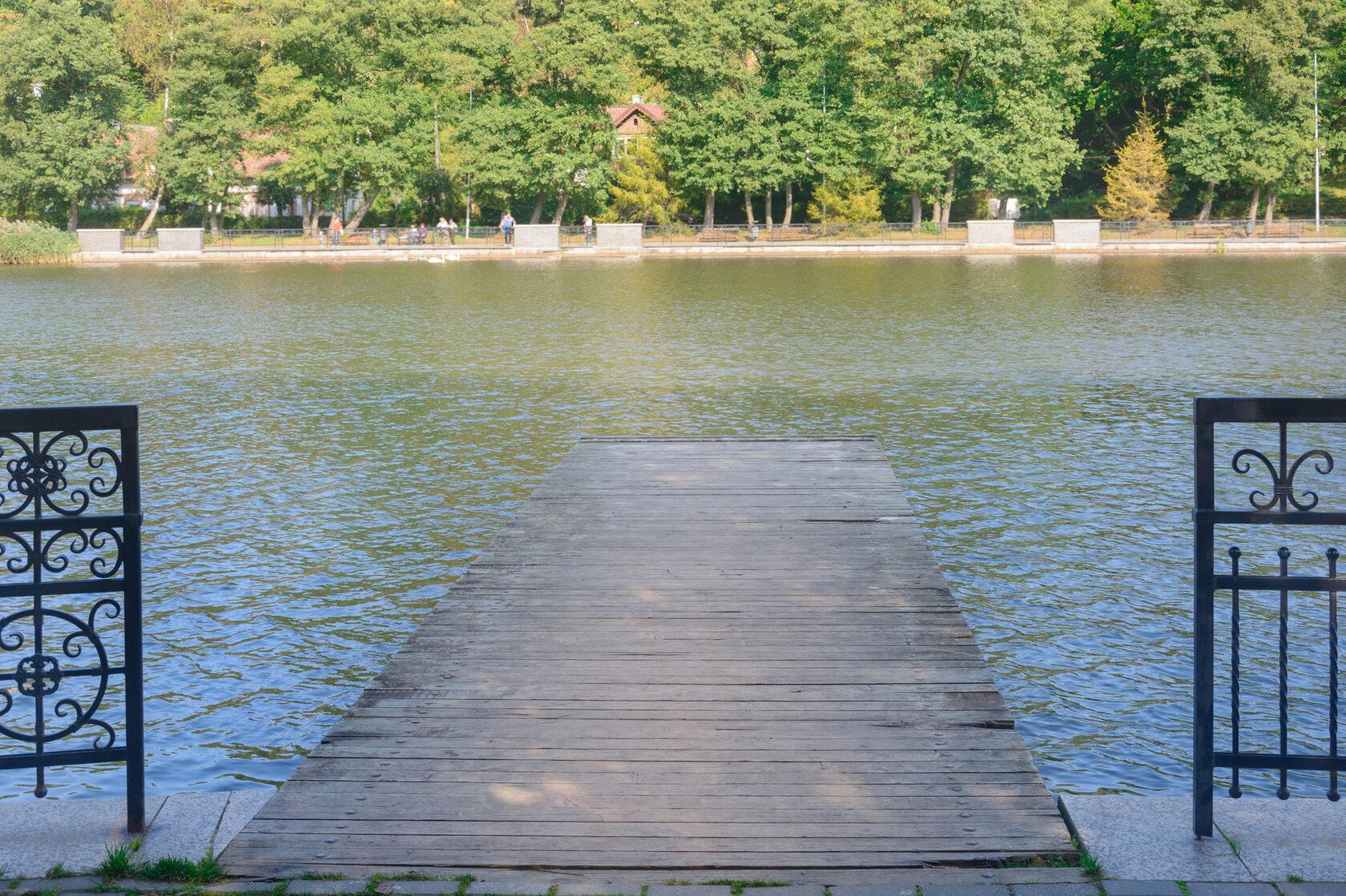 Тихое озеро