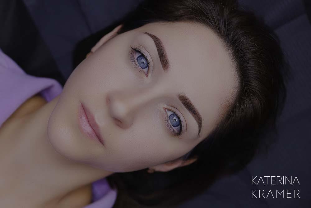 Можно ли исправить цвет перманентного макияжа - Студия татуажа Катерины Крамер