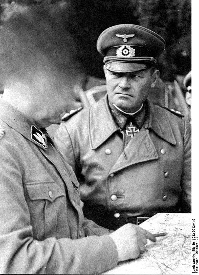 Генерал Эрих Гёпнер
