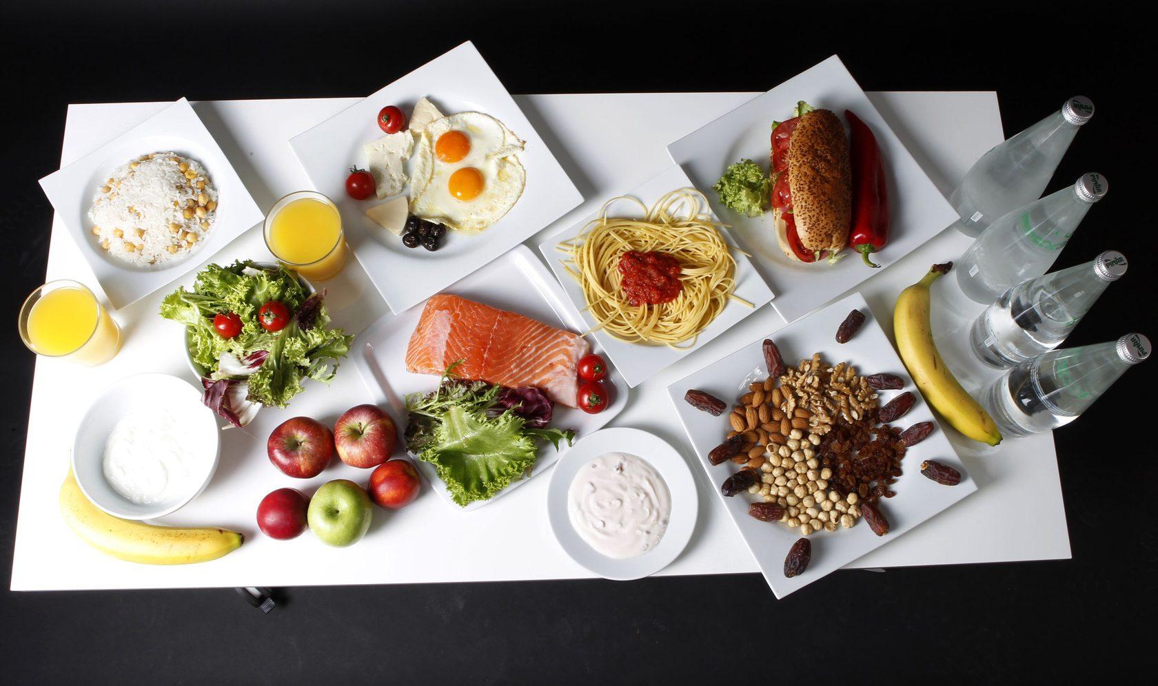 Завтрак Для Спортивной Диеты.