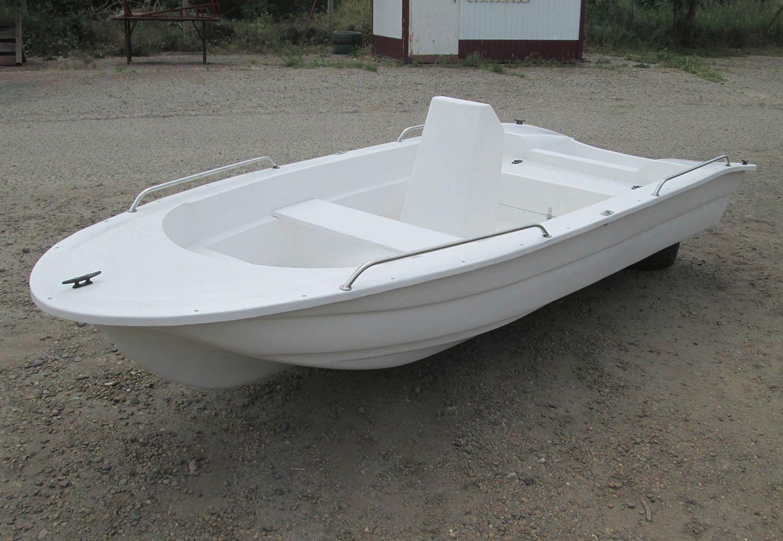Пластиковая лодка для рыбалки – так ли она хороша — журнал «Рутвет»