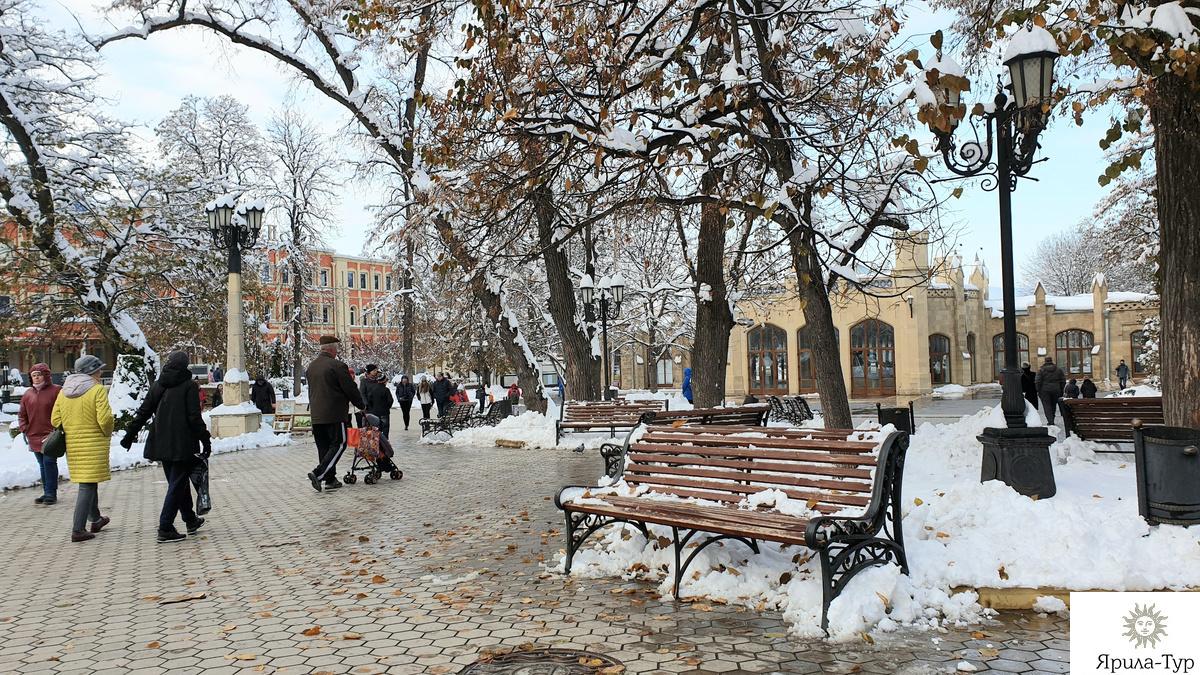 Осень в парке - 5