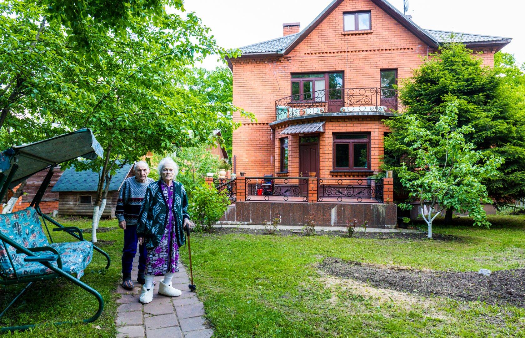 Дом престарелых в московской обл кашин тверской области дом престарелых