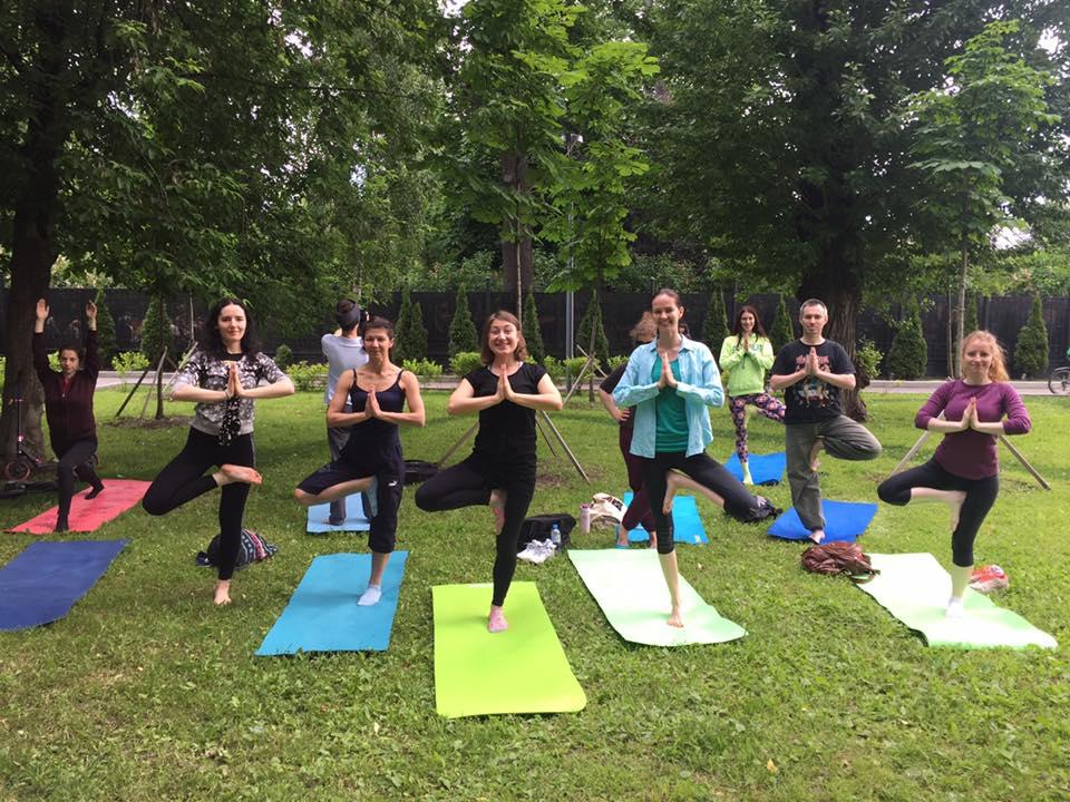 Преподаватель йоги обучение