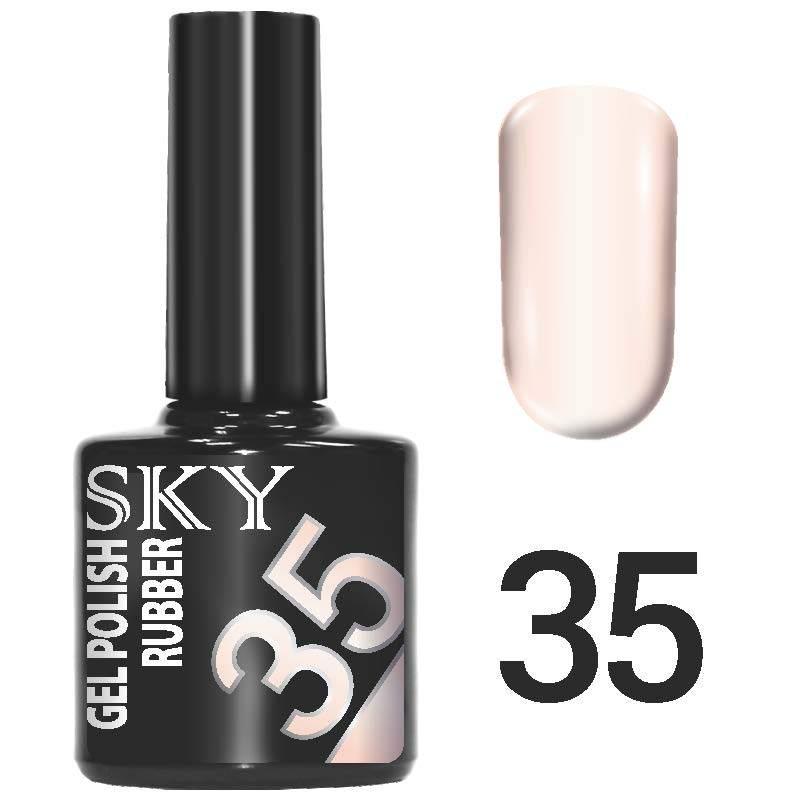 Sky gel №35