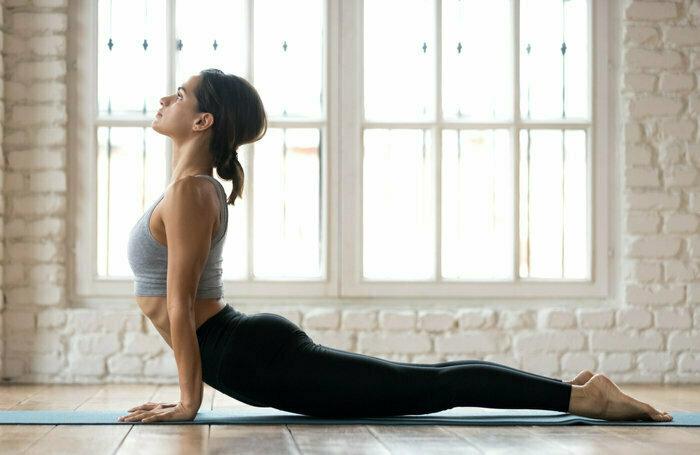 Терапевтическая йога в Киеве