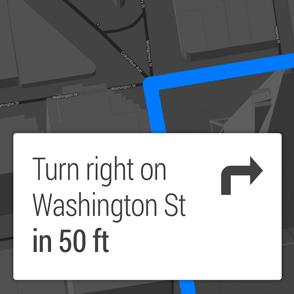 Разработка приложений для Android-wear подчиняется принципам быстроты, оперативности и точности