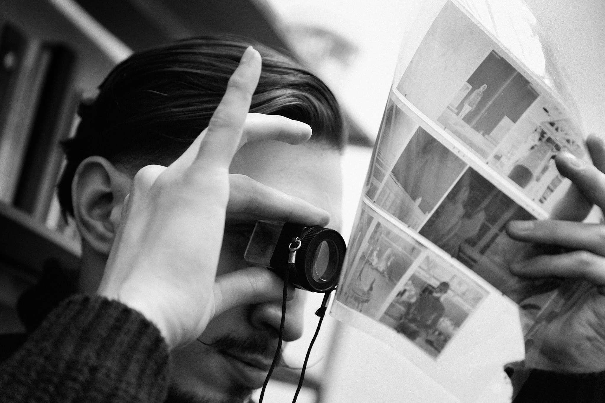Фотографы советуют начинать с пленки данный момент