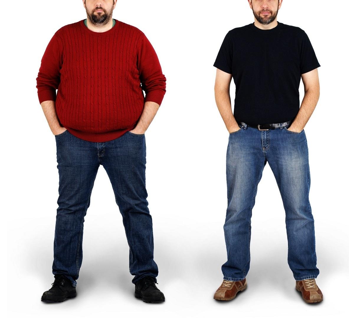 Похудеть мужчине в домашних усдовиях