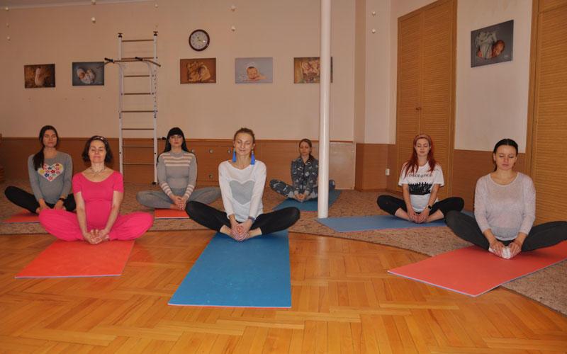 Йога центр Киев