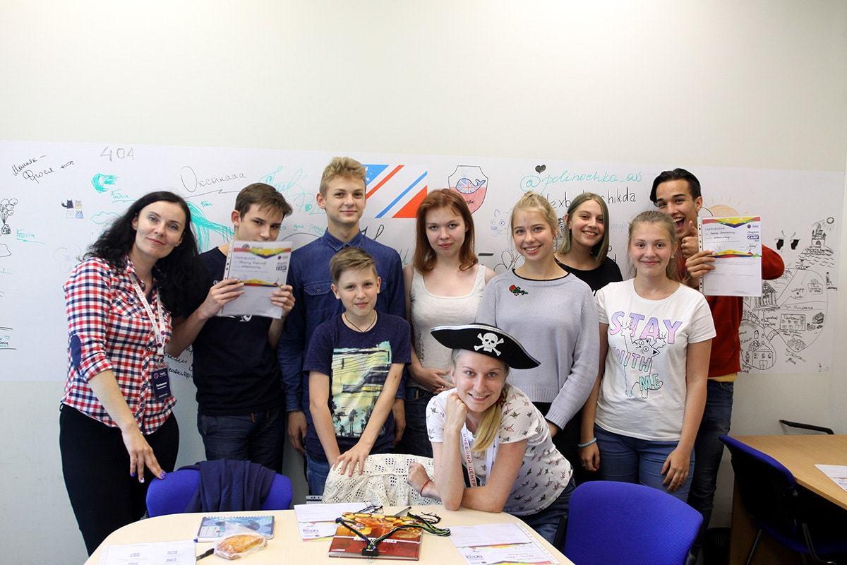 Курсы английского языка в Минск, школа английского языка