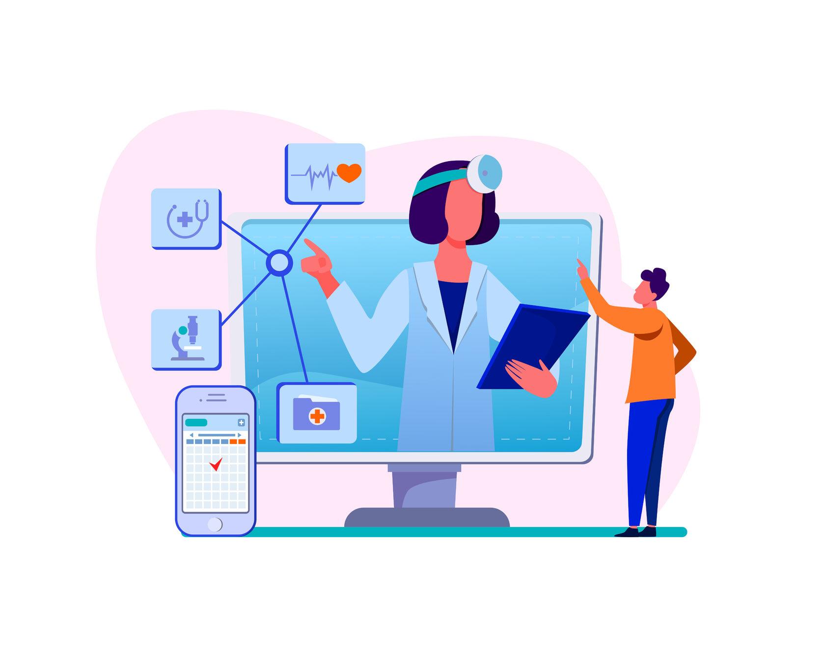 Консультация с врачом онлайн: топ 8 сервисов по телемедицине