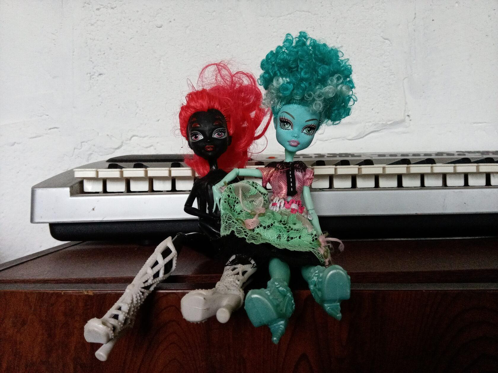 Куклы которые купила бабушка