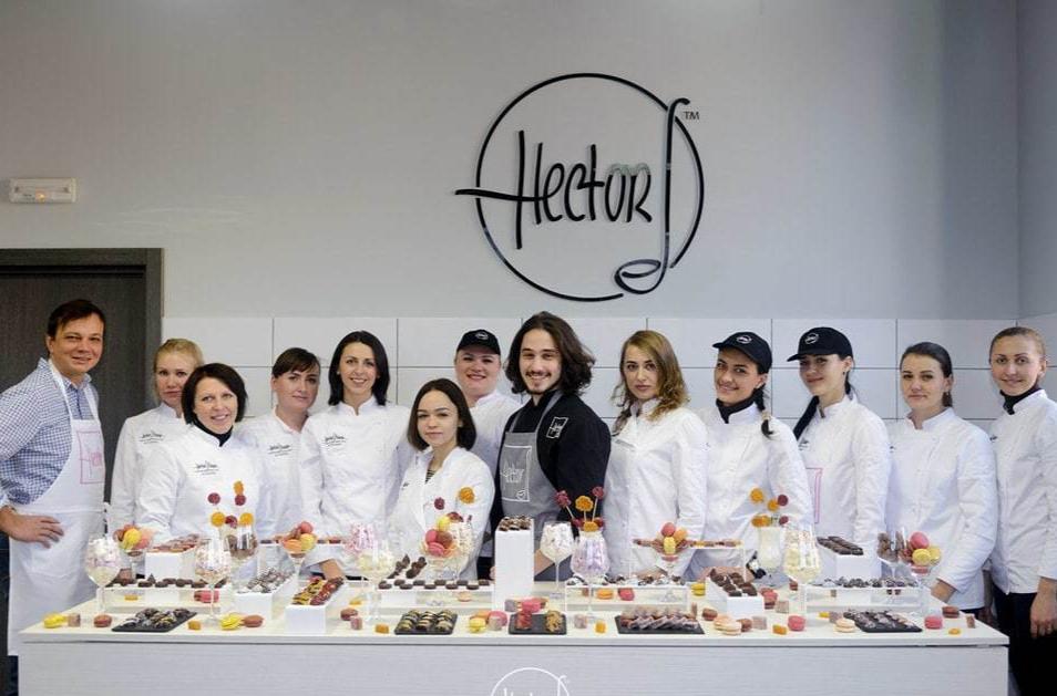 ALEXANDER TROFIMENKOV with students