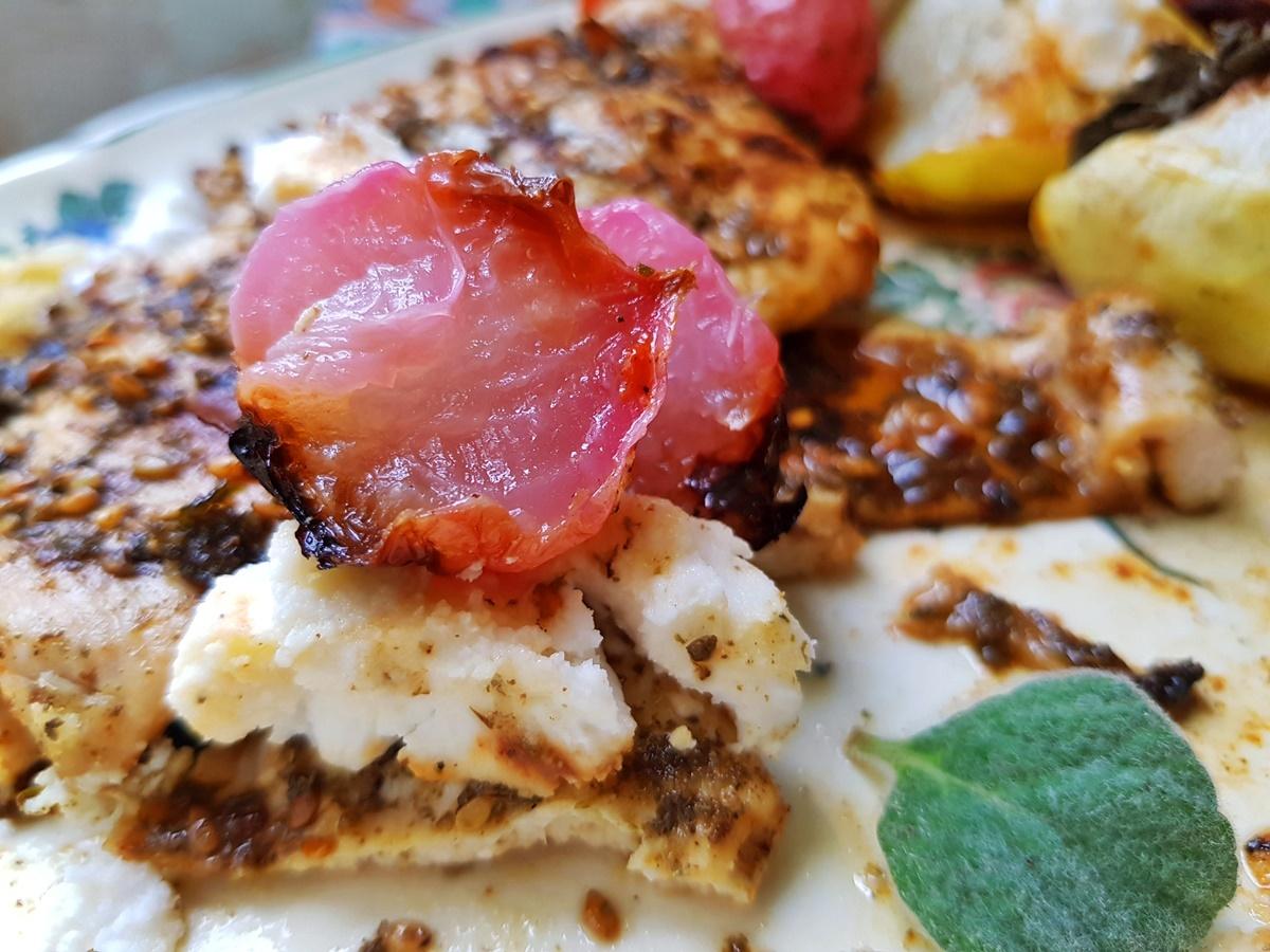 Запеченный редис. Израильская кухня.