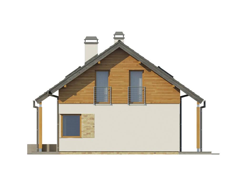 Фасад дома Riven -1