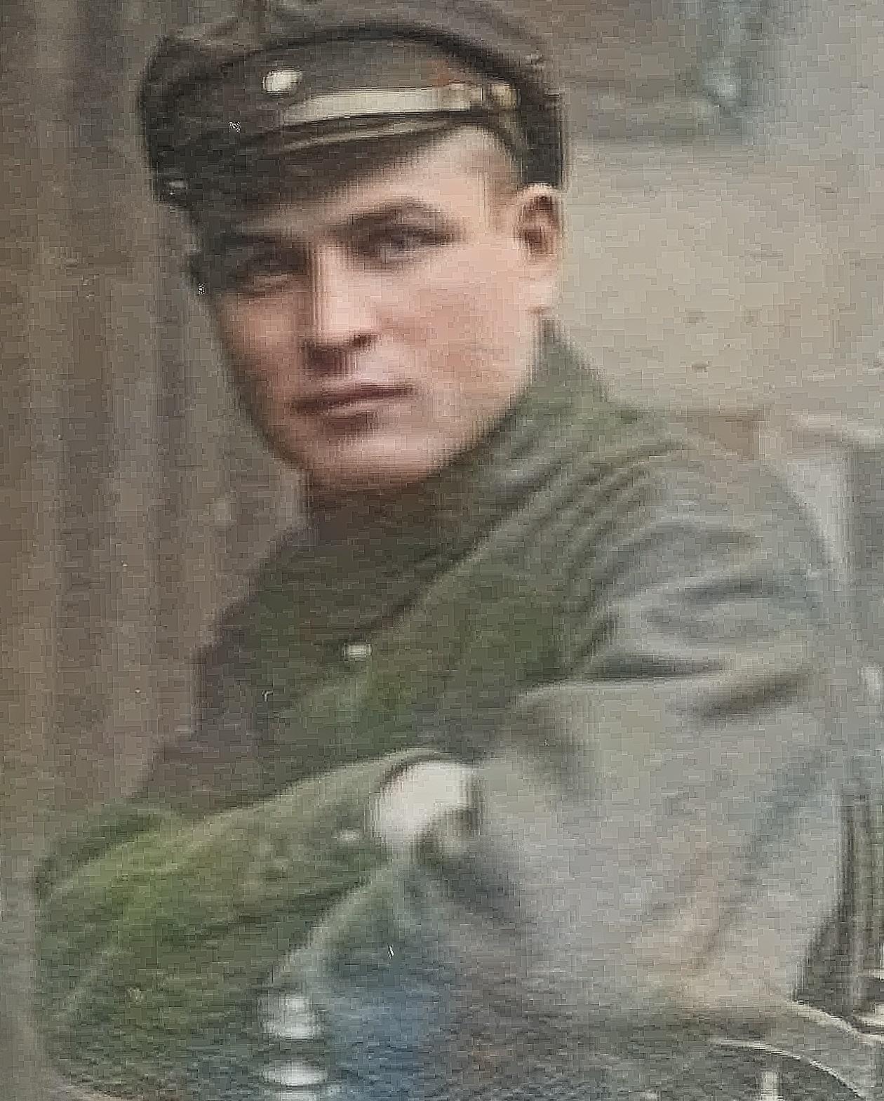 Андрей Григорьевич Москаленко (1907-1944)