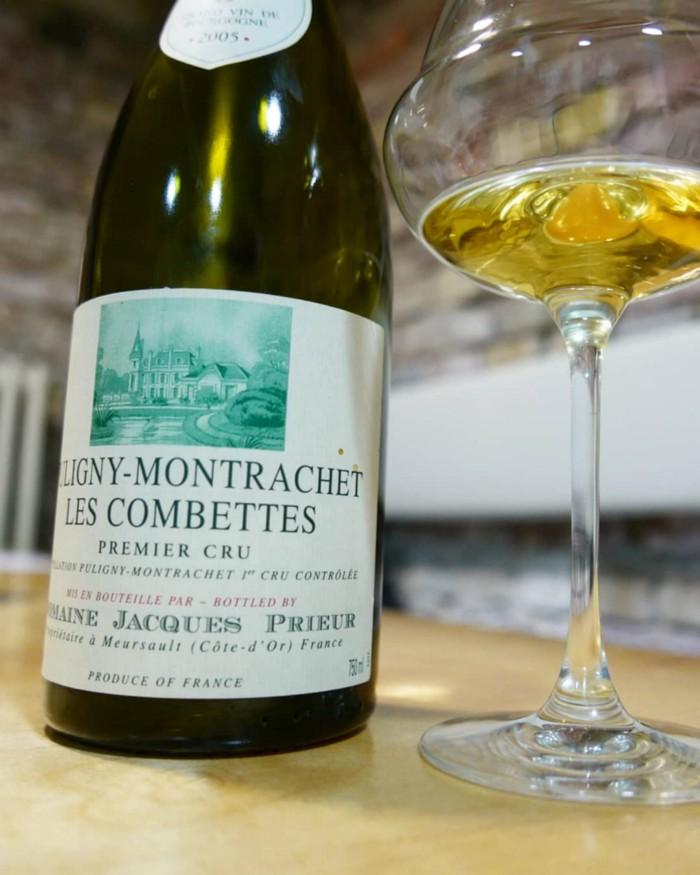 2005 Jacques Prieur Les Combettes
