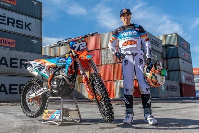 Лиам Эвертс поедет на первых этапах Чемпионата Швеции 2021