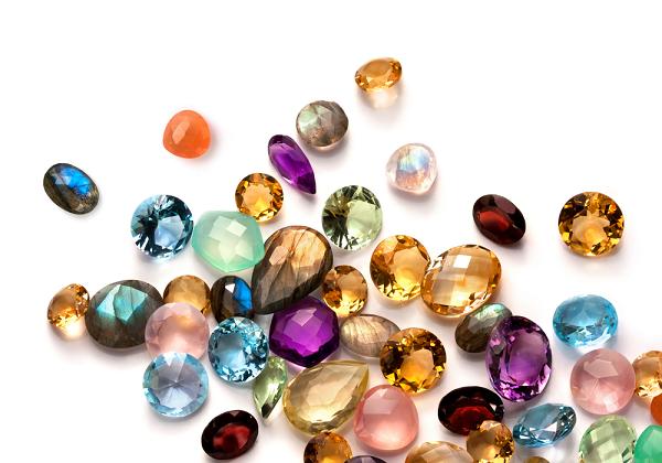 Что такое драгоценные и полудрагоценные камни?