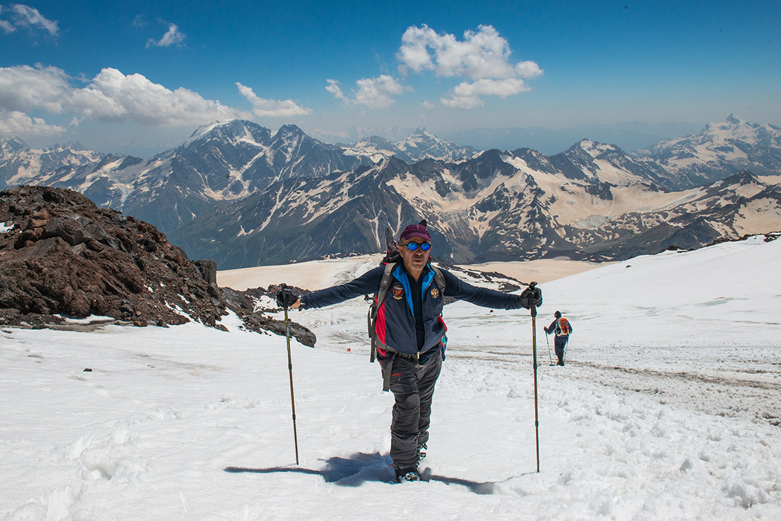 Гид для восхождения на Эльбрус