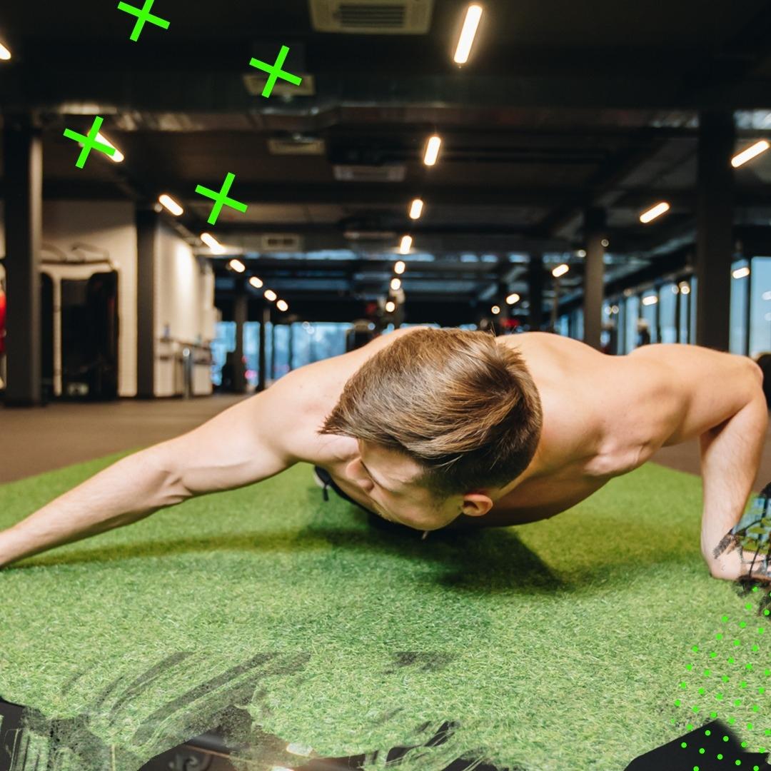 Функциональный тренинг в фитнес-клубе CLEVERSPORT.